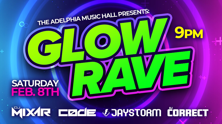 Glow Rave - EDM Party