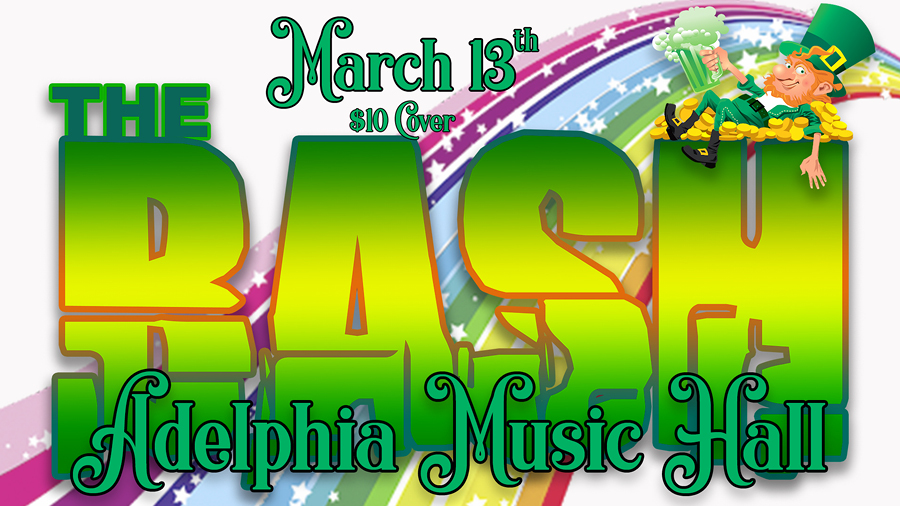 The Bash St. Patrick's Day Party