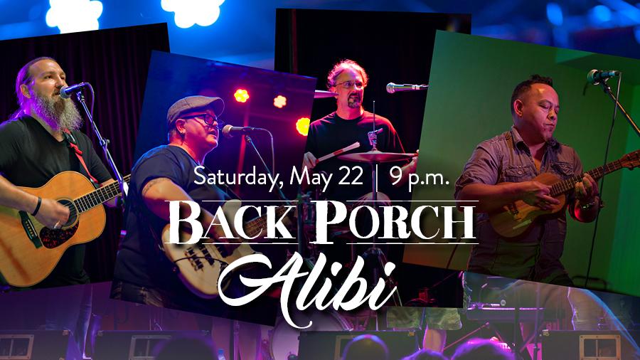 Back Porch Alibi