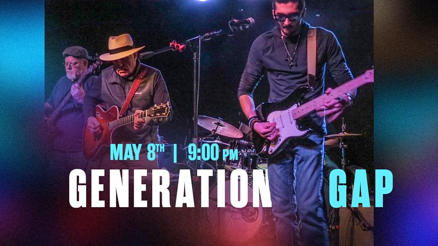 The Generation Gap Blues Band