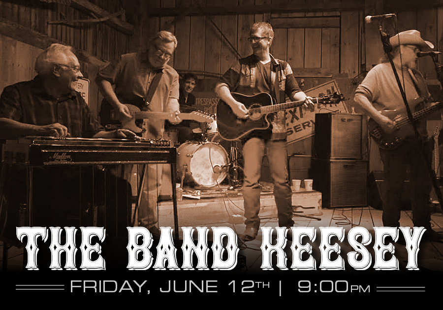 The Band Keesey