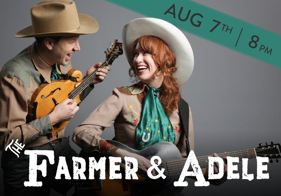 The Farmer & Adele
