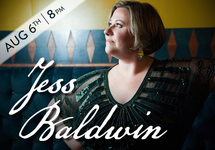 Jess Baldwin