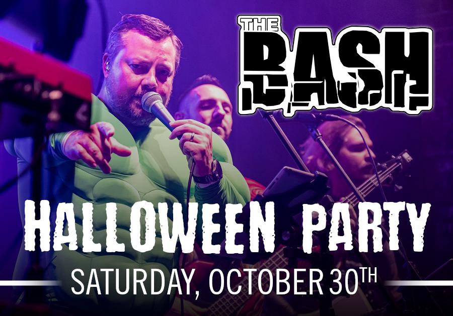 The (Halloween) Bash