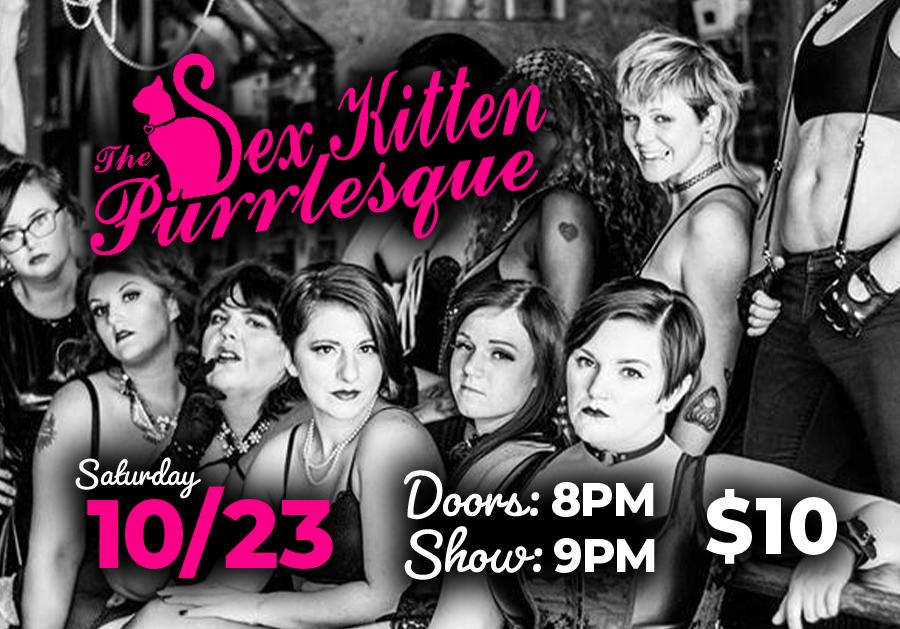 Sex Kitten Purrlesque - A Burlesque Show