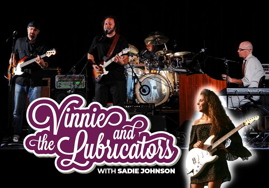 Vinnie & The Lubricators